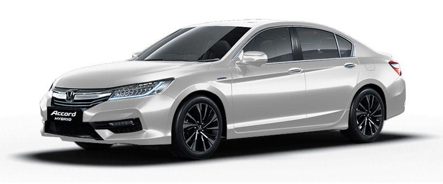Honda Accord Hybrid Image
