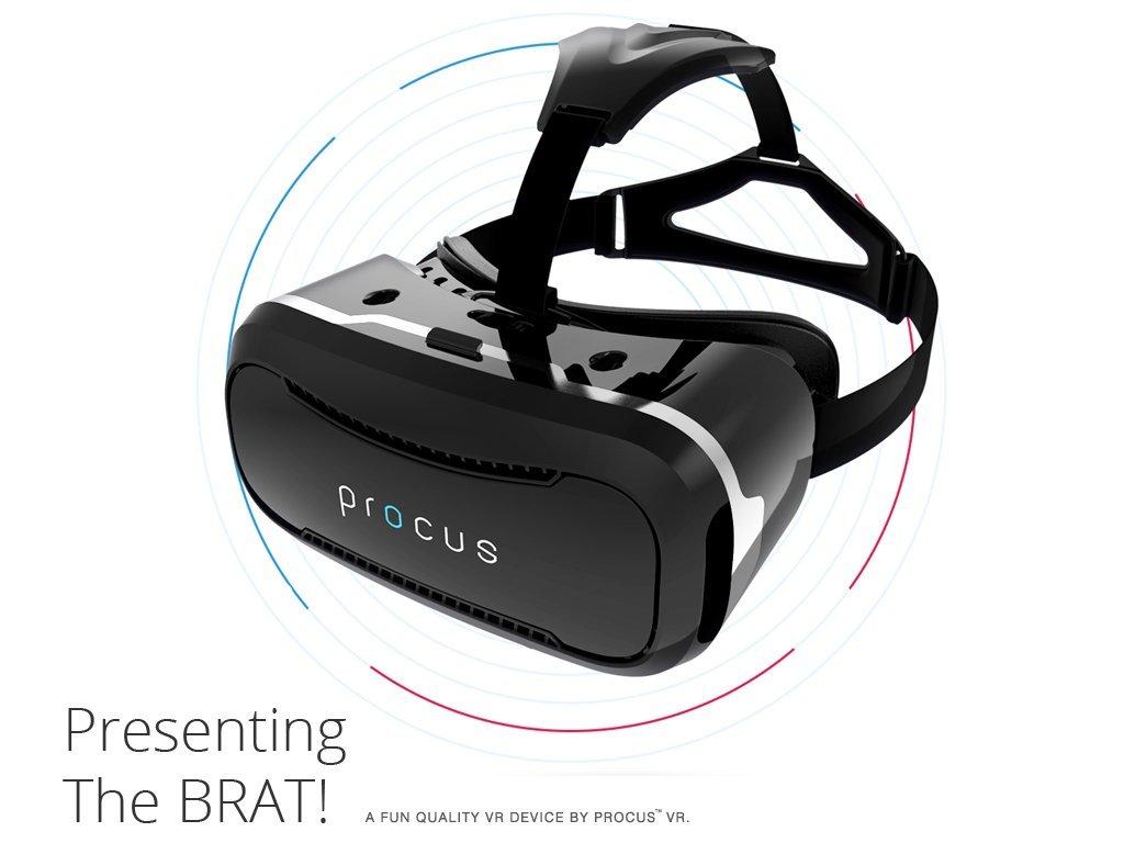 5520a4130393 PROCUS BRAT VR HEADSET - Reviews