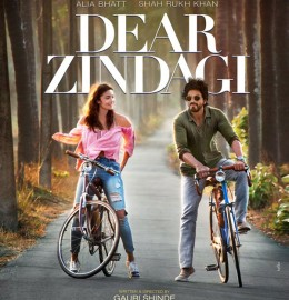 Dear Zindagi Songs Image