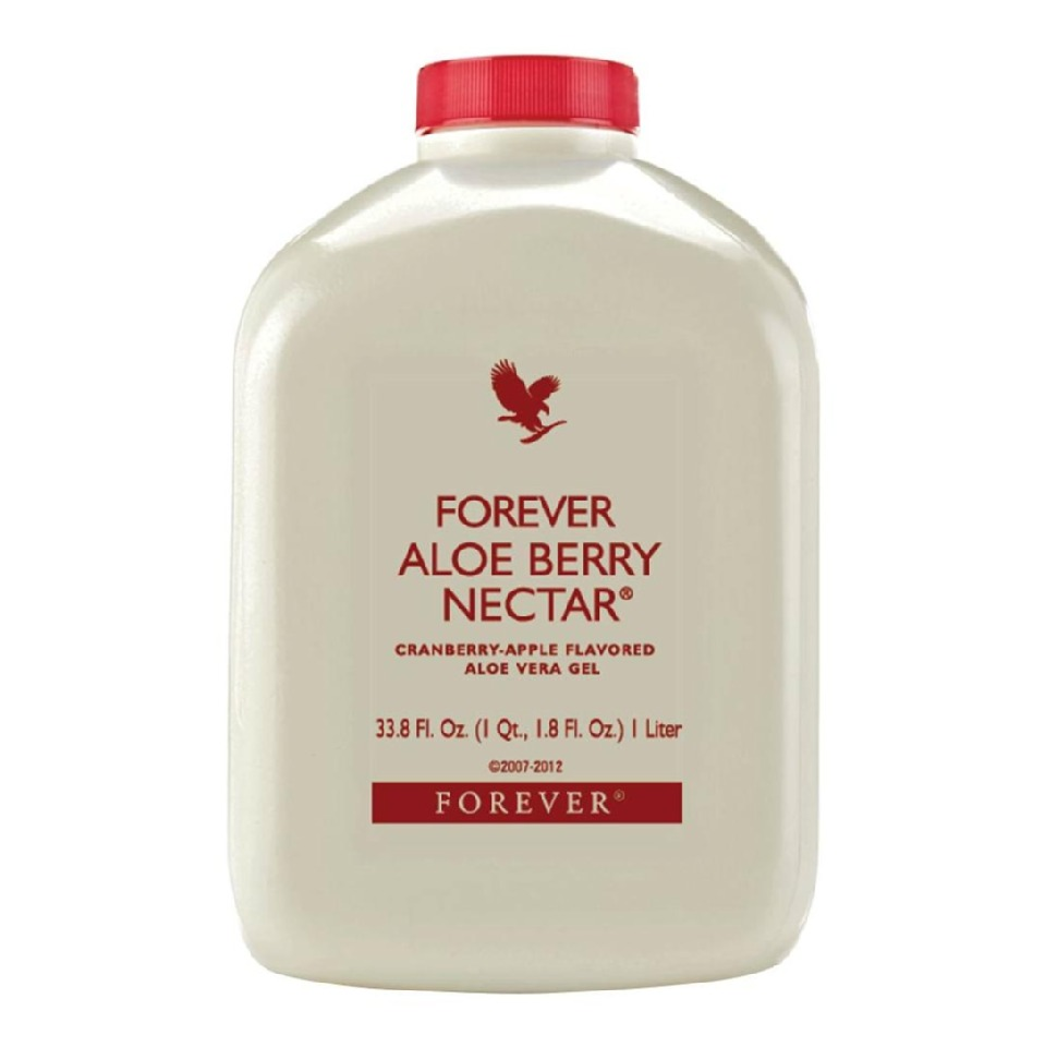 I love with aloeberry nectar - FOREVER LIVING ALOE BERRY