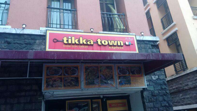 Tikka Town Express - Lavasa - Pune Image