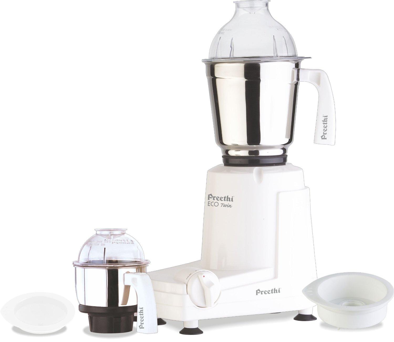 Preethi Eco Twin Jar Mixer Grinder Image