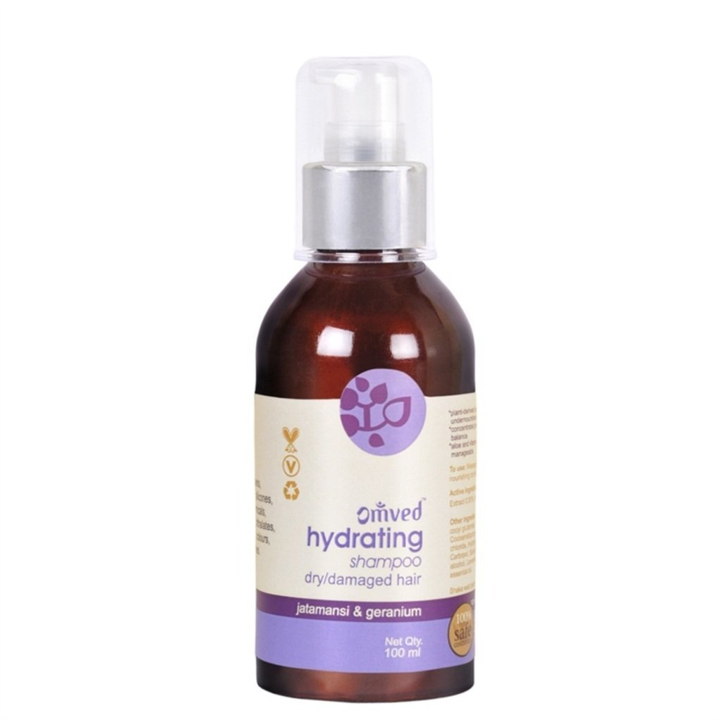 Omved Hydrating Shampoo For Dry Hair Image