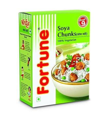 Fortune Soya Chunks Image