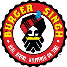 Burger Singh - Connaught Place - New Delhi Image