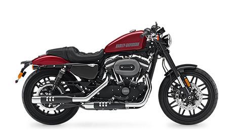 Harley Davidson Roadster Image