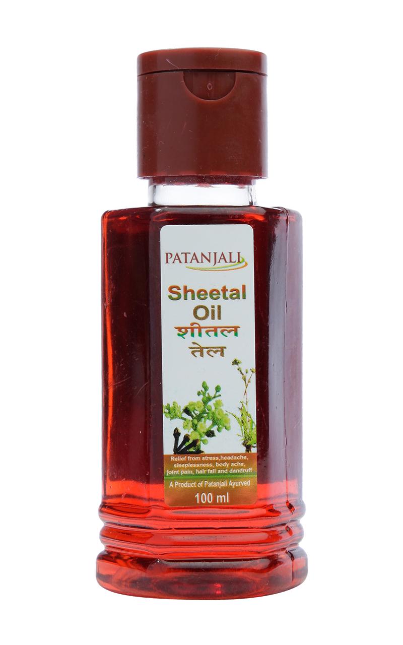 Patanjali Sheetal Oil Image