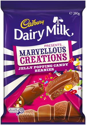 Cadbury Dairy Milk Marvellous Creations Image