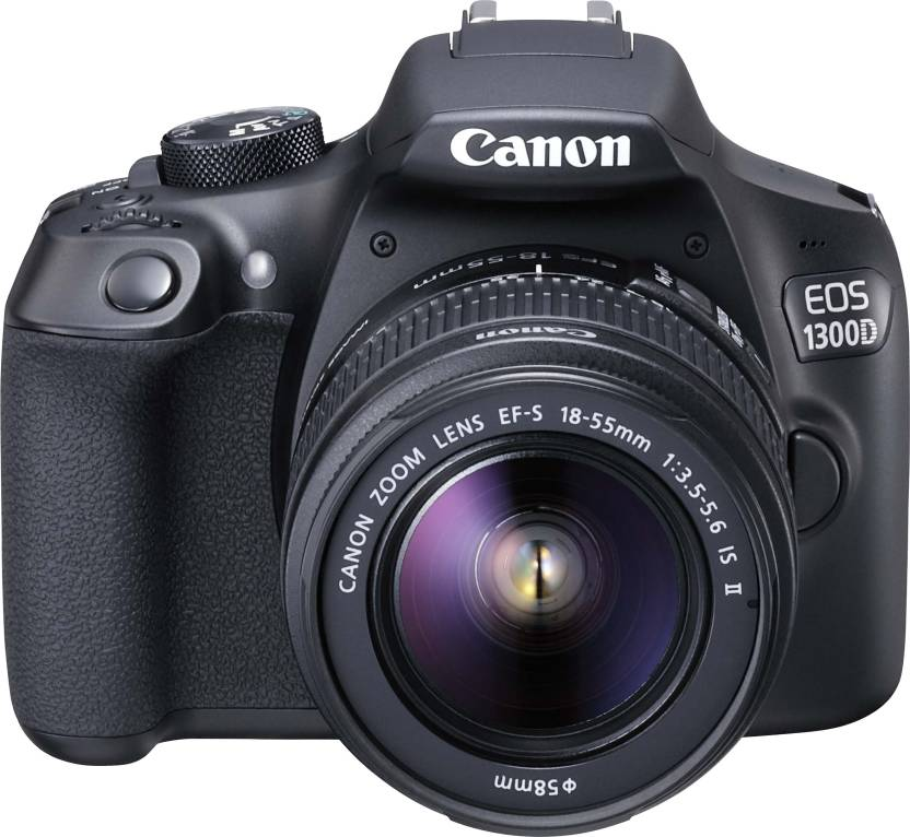 Canon EOS 1300D Kit (EF-S 18 - 55 IS II) DSLR Camera Image
