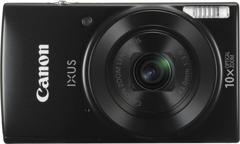 Canon IXUS 180 Point & Shoot Camera Image
