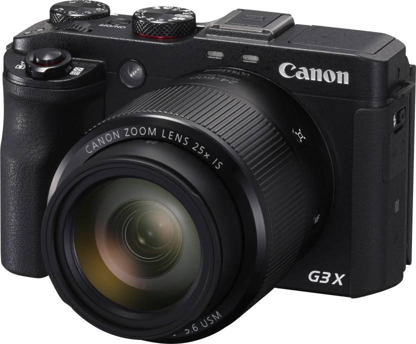 Canon PowerShot G3 X Point & Shoot Camera Image