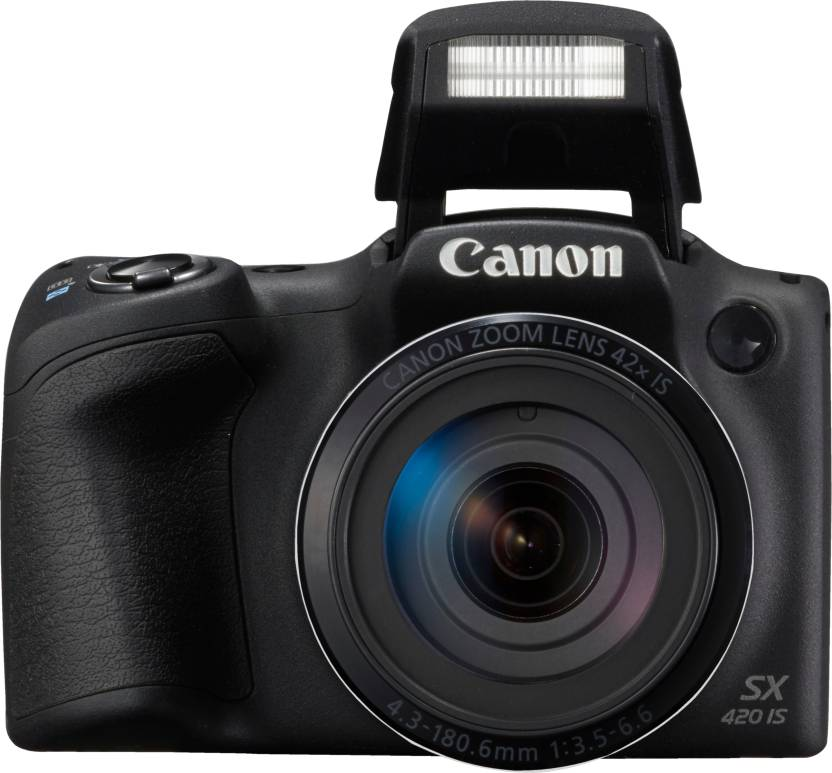 Canon PowerShot SX420 IS Point & Shoot Camera Image