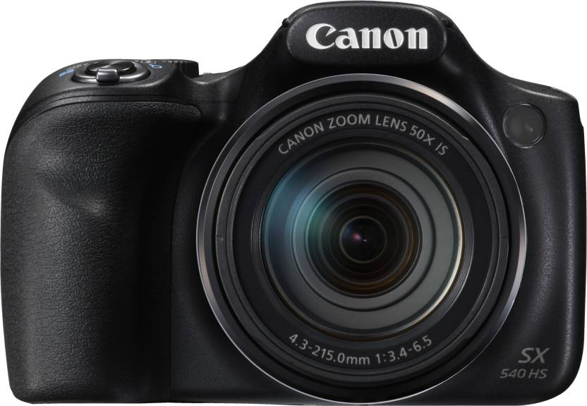 Canon PowerShot SX540 HS Point & Shoot Camera Image