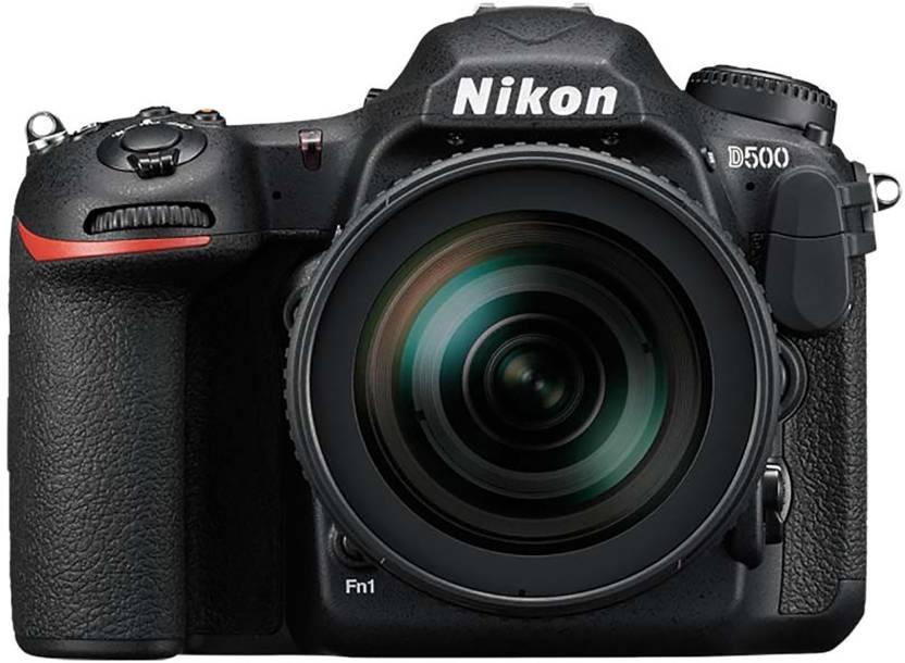 Nikon DSLR D500 16-80 VR DSLR Camera Image