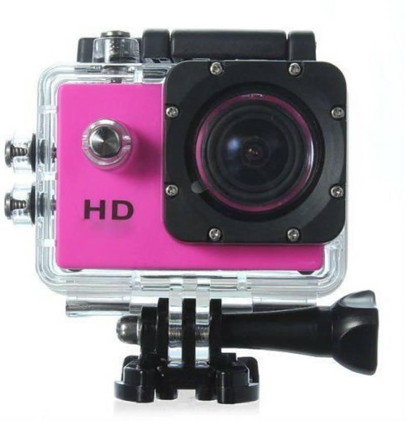 Shrih Powershot Mini Waterproof DV 720P Video Sports & Action Camera Image