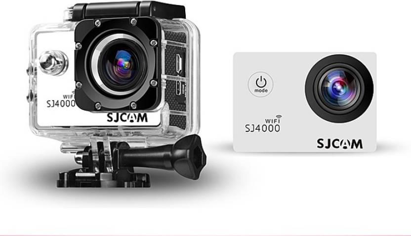 Sjcam SJ 4000 Wifi _ 00002 Lens f= 2.99mm Camcorder Camera Image