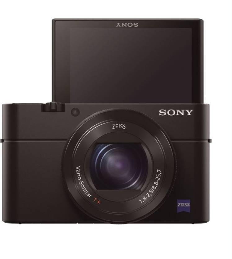 Sony Cyber-shot DSC-RX100 IV Point & Shoot Camera Image