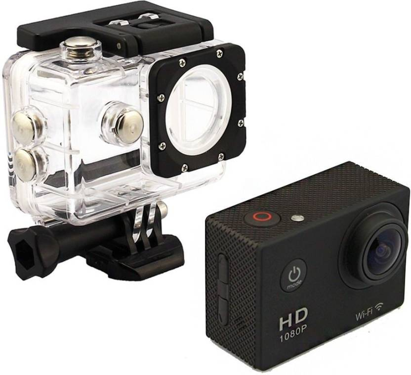 Wonder World Action Shot Mini Underwater Cam Holder Sports & Action Camera Image