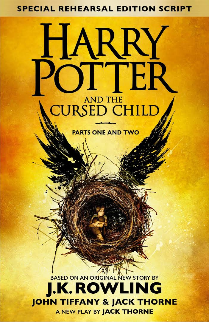 Harry Potter And The Cursed Child - J K Rowling Image