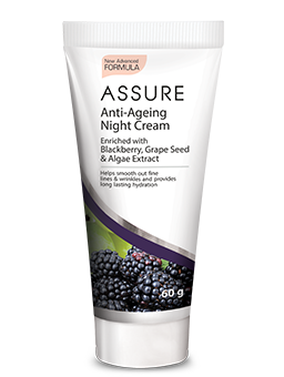 Assure Anti-Ageing Night Cream Image