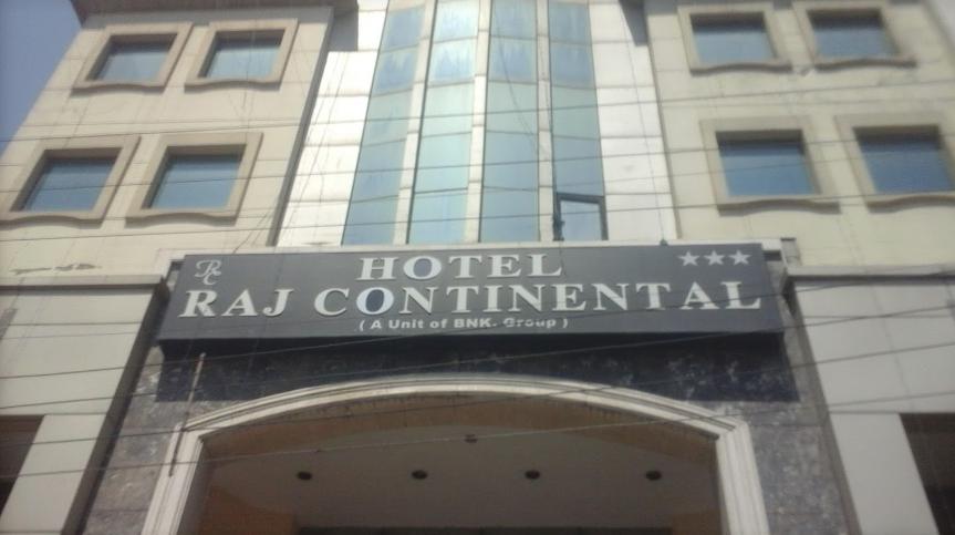 Hotel Raj Continental - Court Road - Amritsar Image