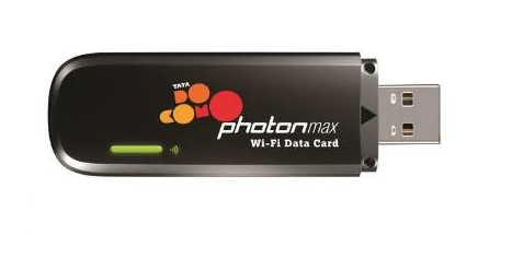 Tata Photon Max Wi-Fi Data Card Image