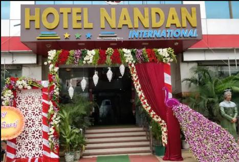 Hotel Nandan International - Berhampur Image