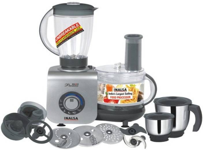 Inalsa Maxie Premia 800 W Food Processor Image