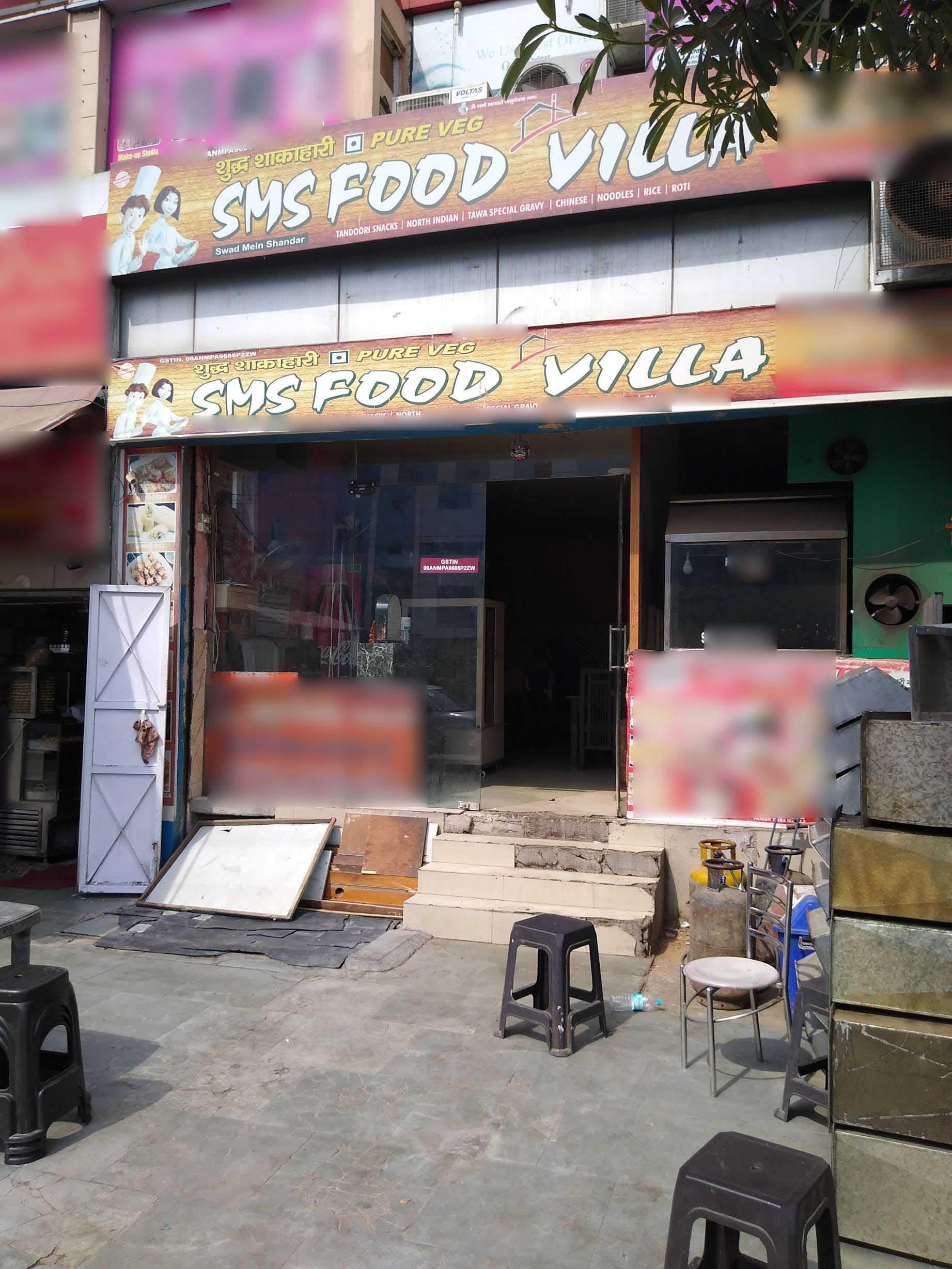 SMS Food Villa - Vasundhara - Ghaziabad Image