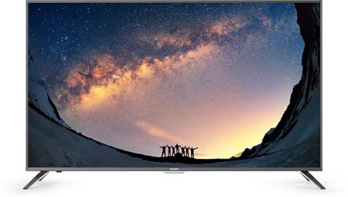 Philips 109cm (43) Ultra HD (4K) Smart LED TV Image