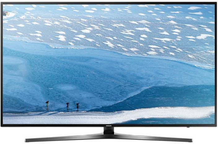 Samsung 138cm (55) Ultra HD (4K) Smart LED TV Image