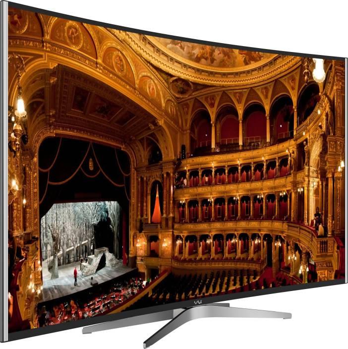 Vu 139cm (55) Ultra HD (4K) Smart Image