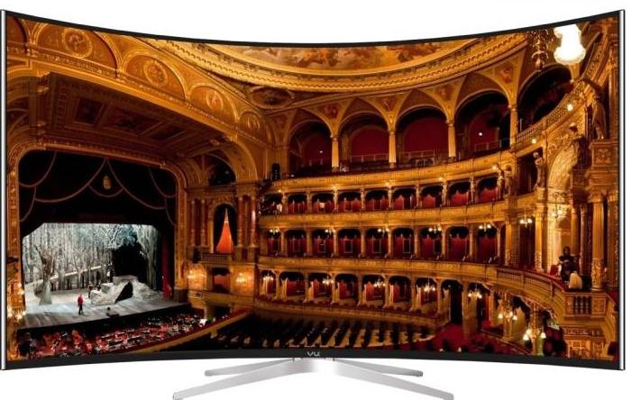Vu 163cm (65) Ultra HD (4K) Smart Image
