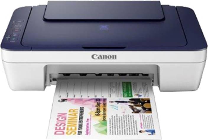 Canon Pixma E417 Multi Function Printer Image