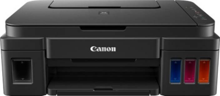 Canon Pixma Ink Tank G 2000 Multi Function Printer Image