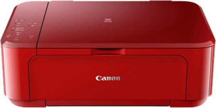 Canon Pixma MG3670 Wireless Photo All In One Duplex Cloud Printing Multi Function Printer Image