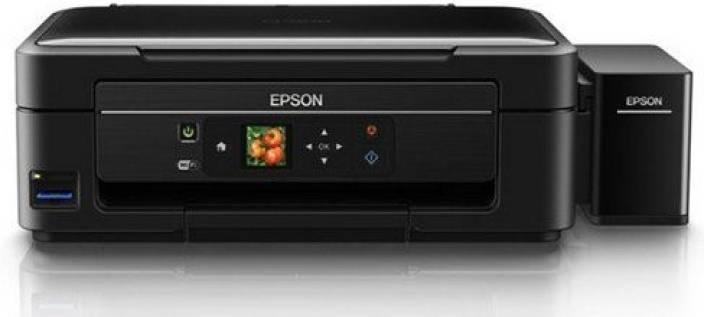Epson Ink Tank L445 Wifi Multi Function Printer Image
