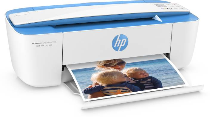 Hp Deskjet Ink Advantage 3775 Multi Function Printer Image