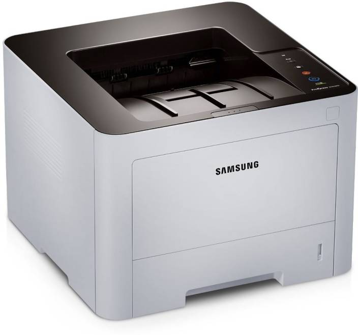 Samsung Proxpress Sl M3320Nd Monochrome Printer Multi Function Image