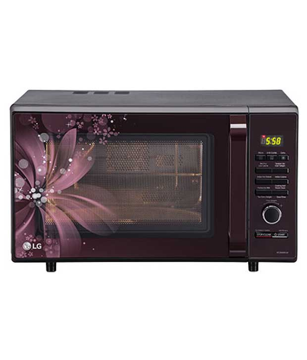 Lg 28 Ltr Mc2886brum Convection With Rotisserie
