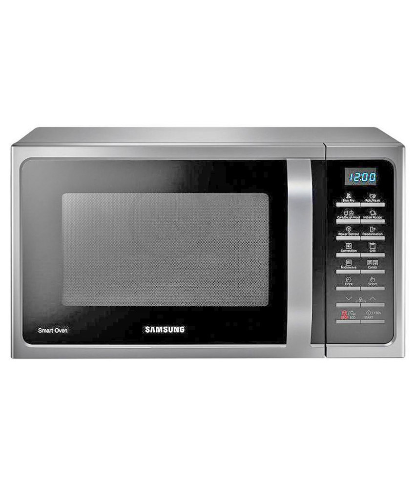 Samsung 28 Ltr Mc28h5025vs Convection Microwave Oven Image