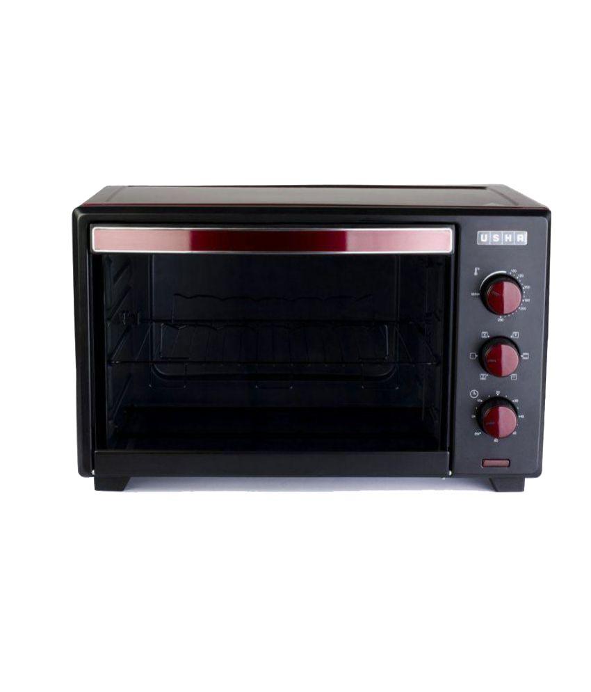 Usha LTR Usha OTG 3619R 19L Oven Toaster Grill OTG Image