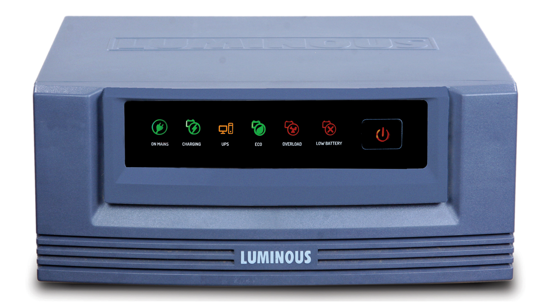 Luminous Ecowatt 1050 Ups Square Wave Inverter Image