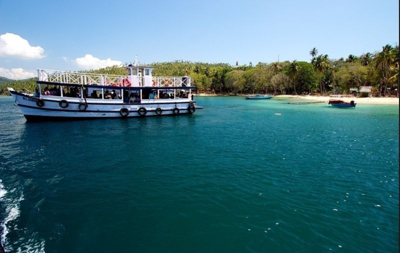 how to go to andaman and nicobar islands from visakhapatnam