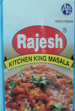 Rajesh Kitchen King Masala Image