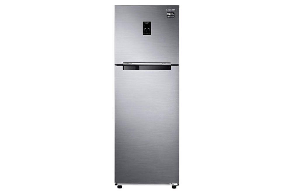 Samsung RT34K3753S9/HL Frost Free Double Door Refrigerator Image