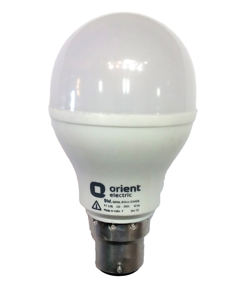 Orient LED Bulbs Image