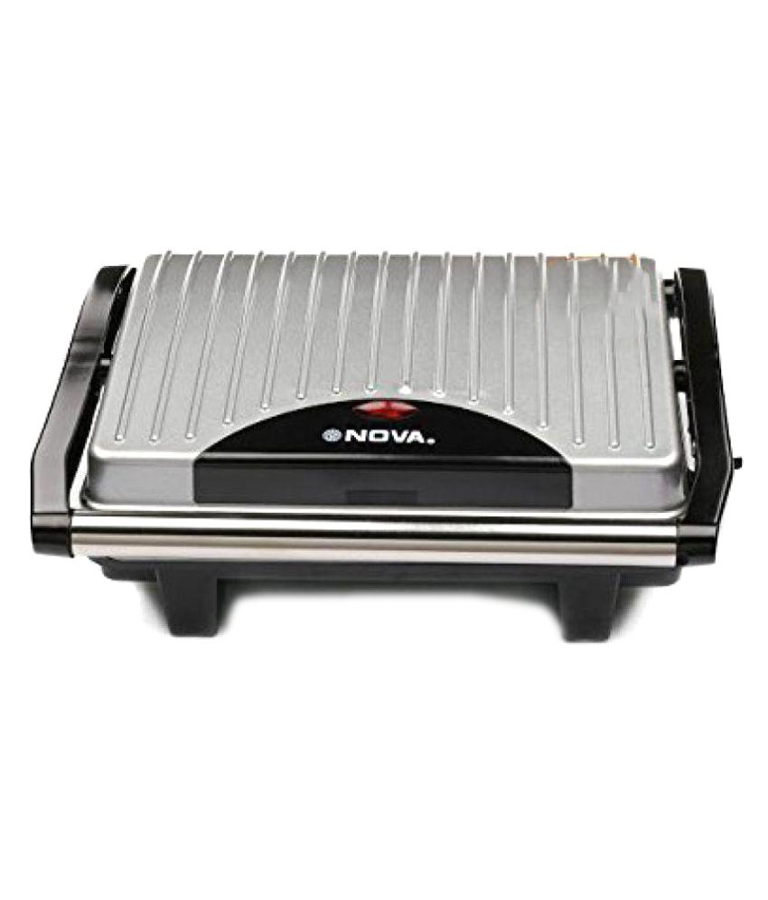 Nova 2449 1000 Sandwich Griller Image