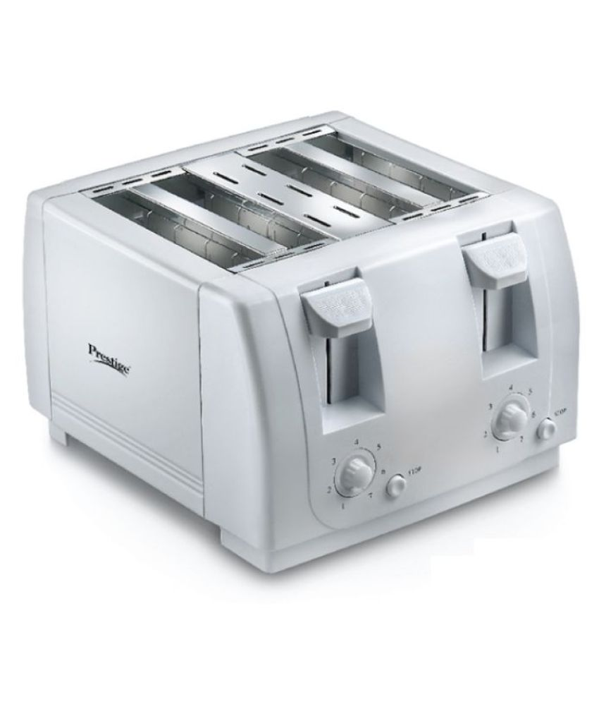 Prestige 41712 500 W Pop Up Toaster Image