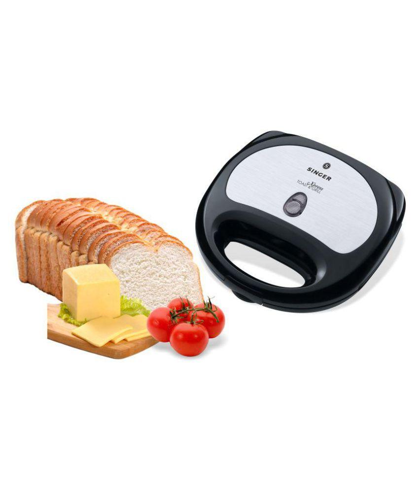 Singer Xpress 600 Toaster & Griller Image